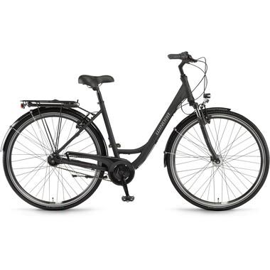 """Vélo de Ville WINORA HOLLYWOOD N7 26"""" WAVE Noir 2020"""
